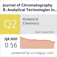 Journal of Chromatography B: Analytical Technologies in the Biomedical and Life Sciences