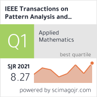 IEEE Transactions on Pattern Analysis and Machine Intelligence