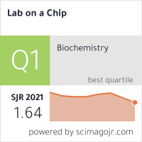 Lab on a Chip - Miniaturisation for Chemistry and Biology