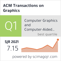 ACM Transactions on Graphics