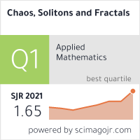 Chaos, Solitons and Fractals