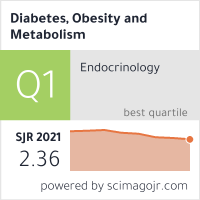 Diabetes, Obesity and Metabolism