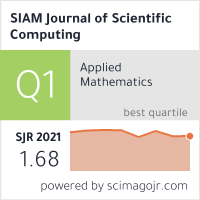 SIAM Journal of Scientific Computing