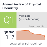 Annual Review of Physical Chemistry