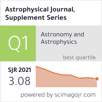 Astrophysical Journal, Supplement Series