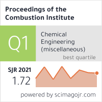 Proceedings of the Combustion Institute