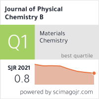 Journal of Physical Chemistry B