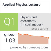 Applied Physics Letters