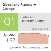Global and Planetary Change