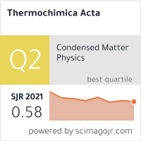 Thermochimica Acta