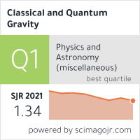 Classical and Quantum Gravity
