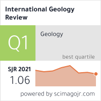 international geology review