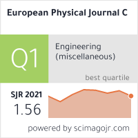 European Physical Journal C