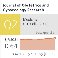 Journal of Obstetrics and Gynaecology Research
