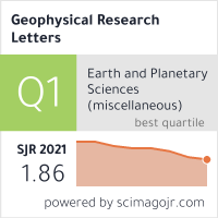 Geophysical Research Letters
