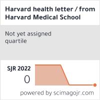 Harvard Health Letter From Harvard Medical School