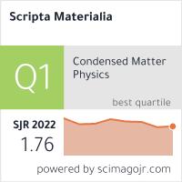 Scripta Materialia