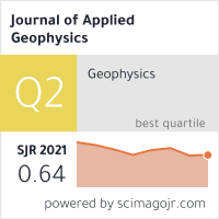 Journal of Applied Geophysics