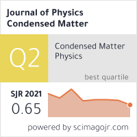 Journal of Physics Condensed Matter