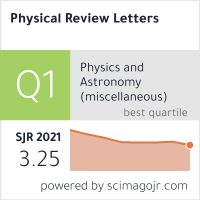 Physical Review Letters