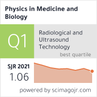 Physics in Medicine and Biology