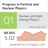 Progress in Particle and Nuclear Physics