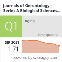 Journals of Gerontology - Series A Biological Sciences and Medical Sciences