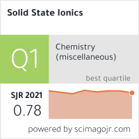 Solid State Ionics