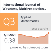 International Journal of Wavelets, Multiresolution and Information Processing