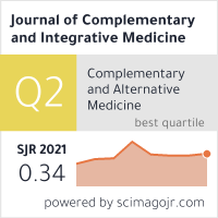 Journal of Complementary and Integrative Medicine