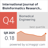 International Journal of Bioinformatics Research and Applications
