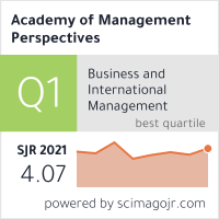 Academy of Management Perspectives