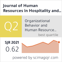 Journal of Human Resources in Hospitality and Tourism