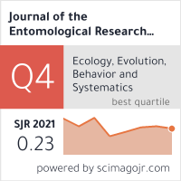 Journal of the Entomological Research Society