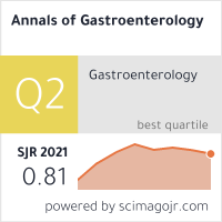Annals of Gastroenterology