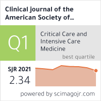 Clinical Journal of the American Society of Nephrology
