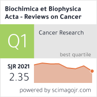Biochimica et Biophysica Acta - Reviews on Cancer