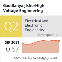 Gaodianya Jishu/High Voltage Engineering