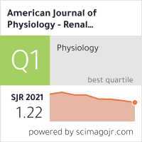 American Journal of Physiology - Renal Physiology